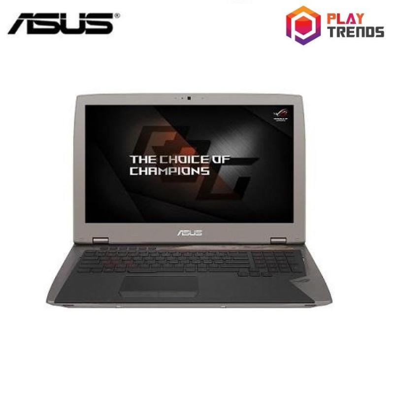 Asus ROG Gaming Laptop (G701VIK-GB054T) - 17.3/i7-7820HK/32GB DDR4/1TB SSD/NV GTX1080/Win10
