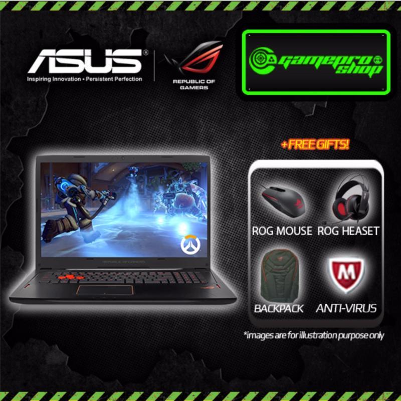 Asus ROG Strix GL702VM - I7-7700HQ (GTX1060 6GB) Gaming Laptop *Student Promo*