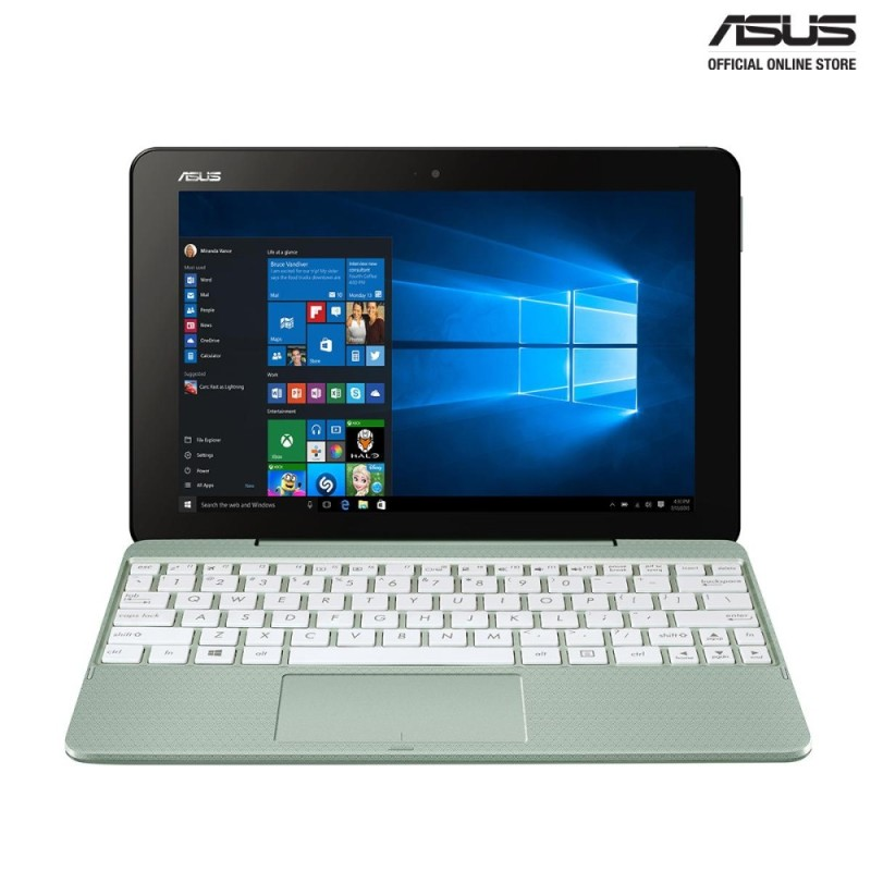 ASUS Transformer Book T101HA-GR003T ( Mint Green Metal Finish )