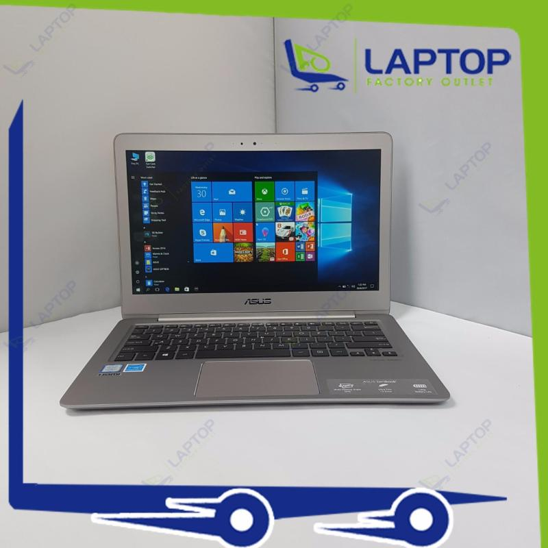 Asus UX330U (i7-7500U) Light Weight Design Preowned [Refurbished] Second Hand / Cheap Laptop