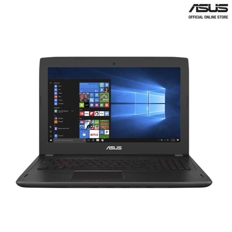 ASUS VivoBook FX502VE-FY053T (Black)