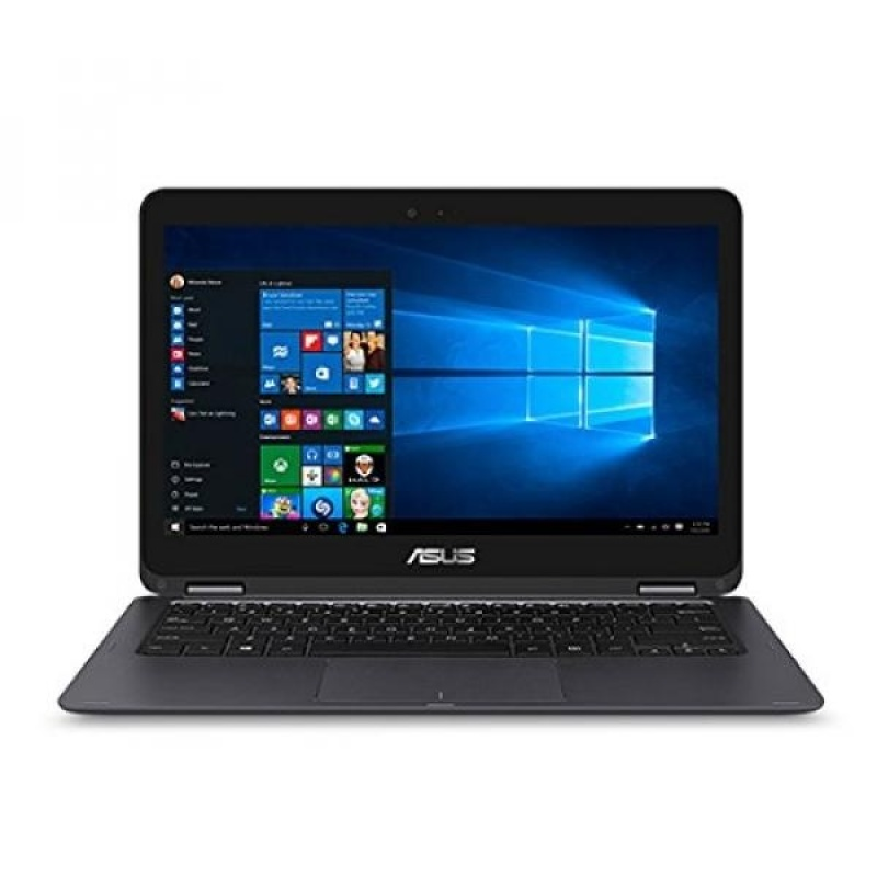 ASUS ZenBook Flip UX360CA-UBM1T 13.3-inch Touchscreen Convertible Laptop Core m3 8GB DDR3 256GB SSD with Windows 10 - intl