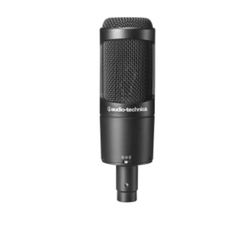 Audio-Technica AT2050 Multi-pattern Condenser Microphone (NON-USB) Singapore