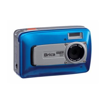 Harga Authentic Brica Digital Camera WP80 / Underwater Sports Camera 5m Max Depth