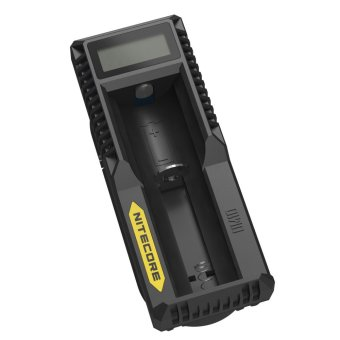 Authentic NITECORE UM10 single slot 18650 Lithium battery charger