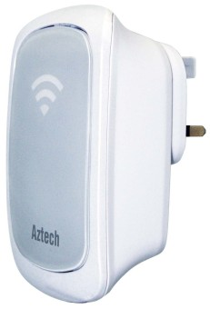Aztech Wall Plugged 300Mbps Wi-Fi Repeater - WL559E