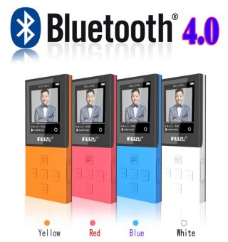 Bluetooth Sport MP3 Mp4 Player with Latest Version Bluetooth 4.0 -intl