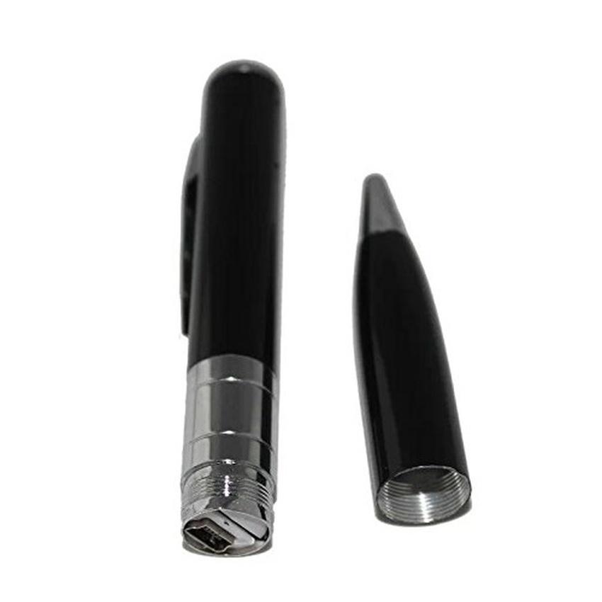 Business Portable Recorder Spy Pen Pinhole Camera (Silver)