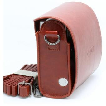 Caiul case for Fujifilm Instax Mini 90 Neo Classic Brown