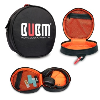 Carrying Case Storage Bag for HDJ 500 DJ Headphone Earphone FlashDrives - intl