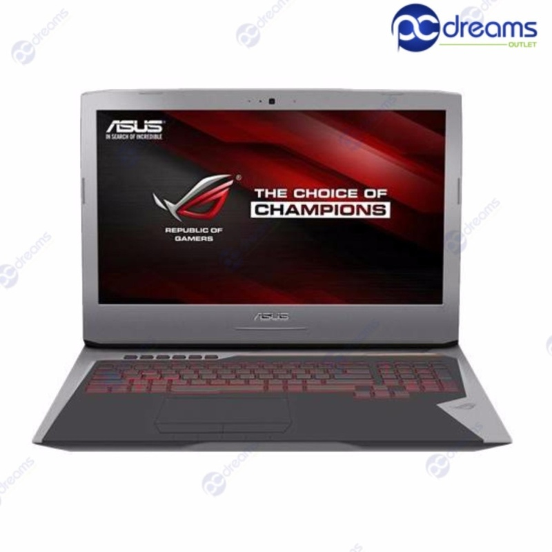 Clearance Model Gaming Laptop ASUS ROG G752VL-GC097T i7-QuadCore/8GB/1TBHDD