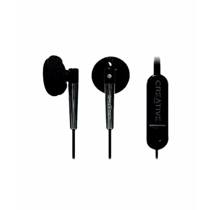 Creative HS-120 Earbud Style Headphone with Microphone Singapore