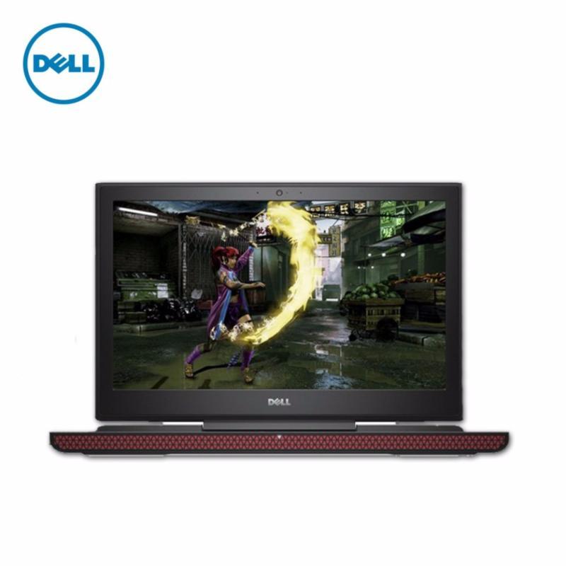 DELL 7567 Gaming Laptop (Black)- i7-7700HQ,GTX1050TI 4GB,WIN10 (Black)