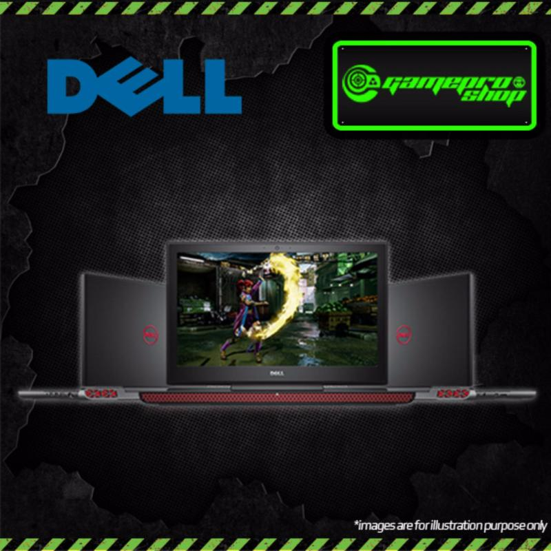 DELL 7567 Gaming Laptop (BLK)- i7-7700HQ,GTX1050TI 4GB,WIN10 (BLK)