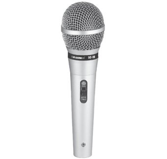 Dynamic Handheld Wired Microphone 5C-10