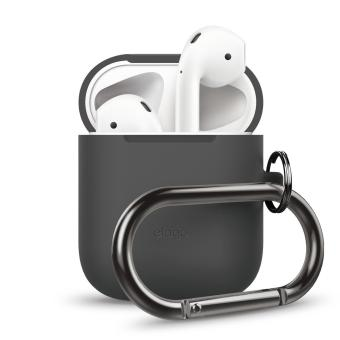 Elago AirPods Hang Case (Dark Grey)