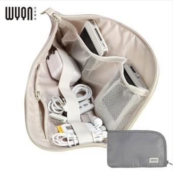 Explosion models value berserk portable hand bag literary youngdigital camera storage bag mobile phone bag electronic products bag