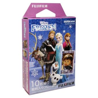 Frozen Fujifilm Instax Film (10 sheets)