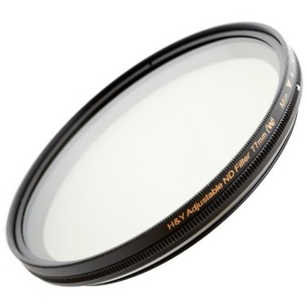 Harga H&Y Digital Adjustable (ND2-ND400) 67MM Filter