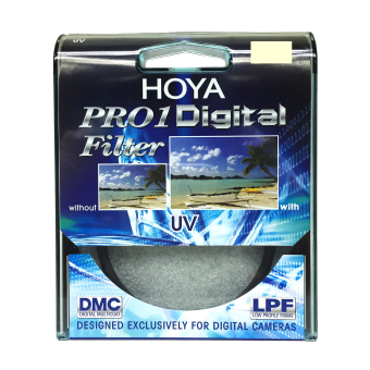 Hoya Pro1 Digital 62mm UV Filter