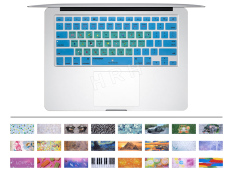HRH PhotoshopShortcuts Hot Keys PS Rubber Keyboard Skin Cover Protector for MacBook Air 13 and MacBook ...