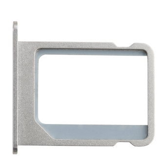 Harga CHEER Micro SIM Card Tray Holder Slot Replacement for Apple iPhone 4 4S 4th (Silver)