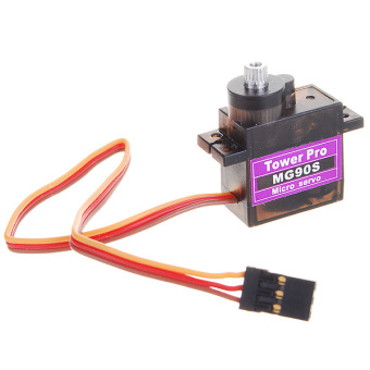 Harga Tower Pro MG90S Metal Gear Servos with Parts