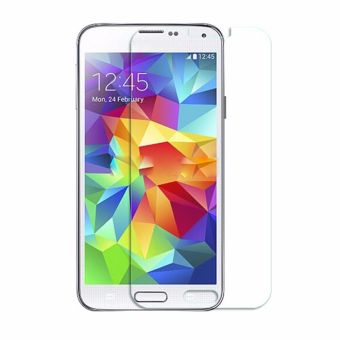Harga Premium 9H Real Tempered Glass Film Screen Protector for Samsung Galaxy J1 Ace/ J110/J110M/DS/J110H/DS/ J110F/DS