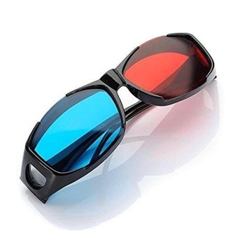 Harga 3D Glasses Direct-3D Glasses - Nvidia 3D Vision Ultimate Anaglyph 3D Glasses - Made To Fit Over Prescription Glasses - intl