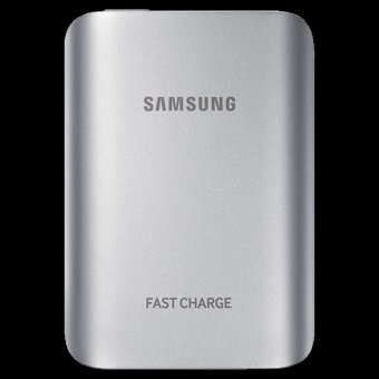 Harga Samsung Fast Charge Battery Pack(5100mAh), Silver