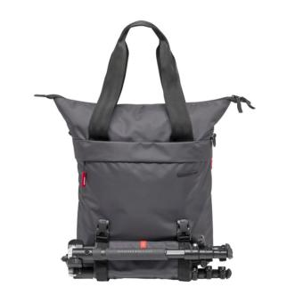 Harga Manfrotto Lifestyle Manhattan Changer-20 3-Way Camera Bag (Gray)