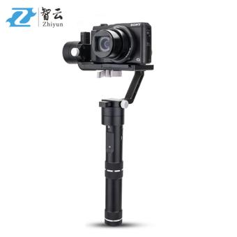 Harga Zhiyun Crane M 3-Axis Handheld Stabilizer + FREE Mini Tripod (Electronic Gimbal for Mirrorless Cameras Compact Camera Action Camera or Smartphone up to 650g)
