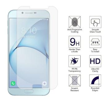 9H HD Clear Tempered Glass Screen Protector Film For Samsung Galaxy A8 2016 - intl