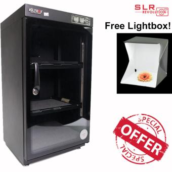 Harga Viltrox DS 50 Dry Cabinet with FREE Lightbox
