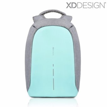 Harga XD Design Bobby Compact (Mint Green) Free Mini Bobby Bag AndRainCover - intl