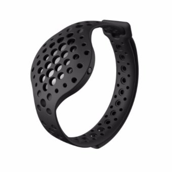 Harga MOOV NOW - Personal Coach & Sports Tracker Wearable (StealthBlack) - intl
