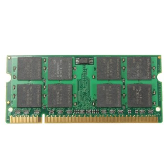 Harga 1GB DDR2 PC2-6400 800MHz Non-ECC Notebook Laptop PC DIMM Memory RAM 200 Pins