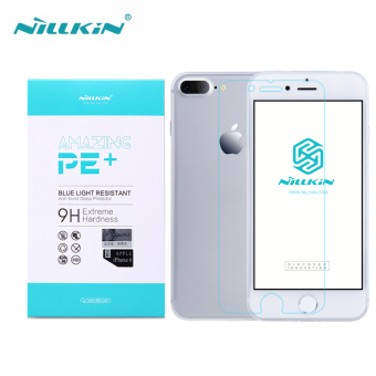 Harga Original Tempered Glass For iPhone 7 Plus Nillkin Amazing PE+ Blue light resistant Screen Protector For Apple iPhone 7Plus (clear)