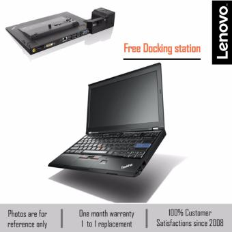 Harga Lenovo ThinkPad X220 Business Notebook | i5-2410M 2.4GHz | 4GB DDR3 | 250GB HDD | Win 10 Pro