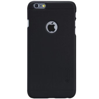Harga NILLKIN Plastic Back Cover for Apple iPhone 6 Plus Black