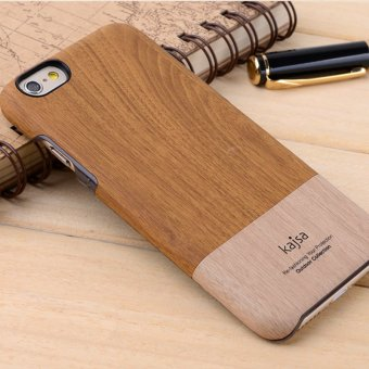 Harga Kajsa iphone6 APPLE wood hard shell phone shell