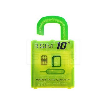 Harga Rsim - R-sim 10 Plus Repair Tool for Iphone 6s 6 5s 5 4s Ios9.1 Ios9.0, Ios7.x-ios9.x 3g 4g