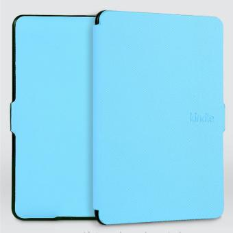 Harga Kindle 8th Generation Ultra Slim Cover (Blue)