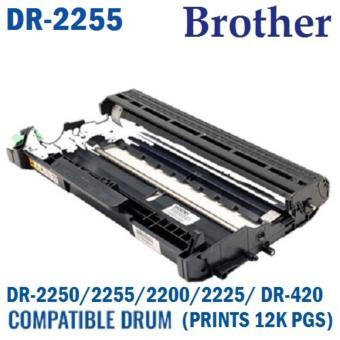 Brother DR-2200/DR-2225/DR-2250/DR-2255/DR-2275/ DR-420 Compatible Drum (Prints 12k Pages)
