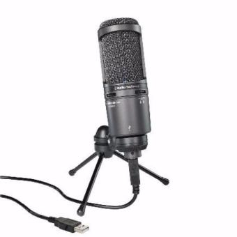 Harga Audio-Technica AT2020USB+ Cardioid Condenser USB Microphone
