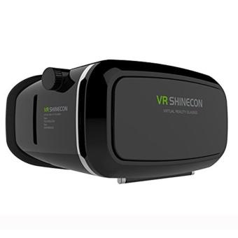 Vr Shinecon Virtual Reality Headset New Generation 3d Vr Glasses for 4~6 Inch Smartphones for 3d Movies and Games,Vr Box - intl