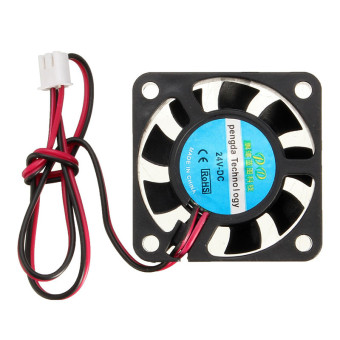 Harga 24V DC 40mm Cooling Fan Hotend Electronic/Extruder for RepRap 3D Printer - Intl