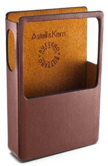 Harga Astell and Kern AK120 Leather Case Brown