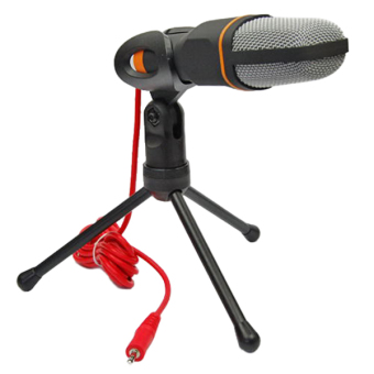 Harga OEM Audio Sound Podcast Microphone Mic Mount PC Laptop(Export)