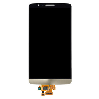 Harga LCD Touch Screen Digitizer for LG G3 (Black)